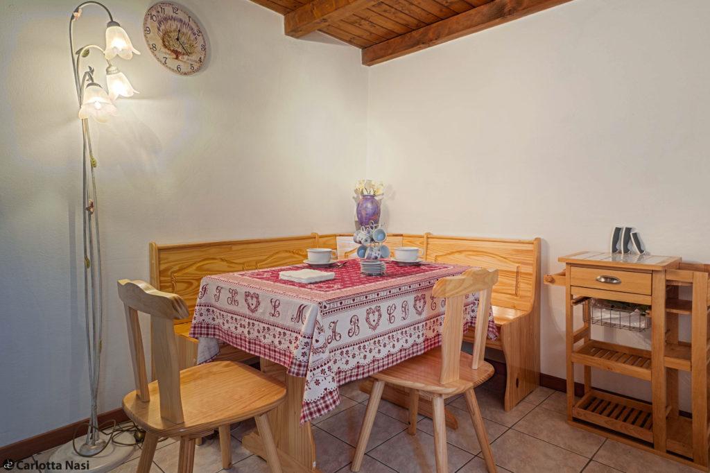 La Calla- Cucina/Sala Colazione